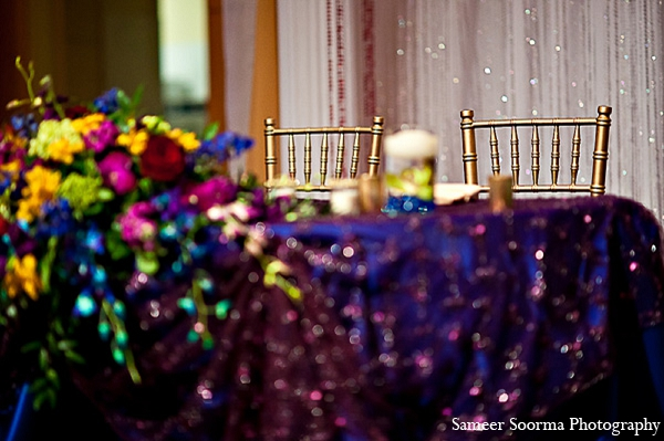 Indian reception wedding decor designs in Phoenix, Arizona Indian Wedding by Sameer Soorma Photography