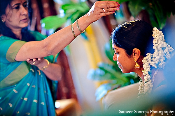 Indian wedding bride customs traditional in Phoenix, Arizona Indian Wedding by Sameer Soorma Photography
