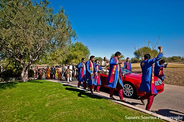 Indian wedding groom photography venue in Phoenix, Arizona Indian Wedding by Sameer Soorma Photography