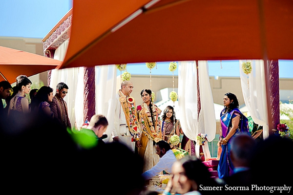 Indian wedding photography bride groom idea in Phoenix, Arizona Indian Wedding by Sameer Soorma Photography