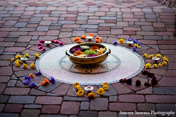 Indian wedding photography decor photography in Phoenix, Arizona Indian Wedding by Sameer Soorma Photography