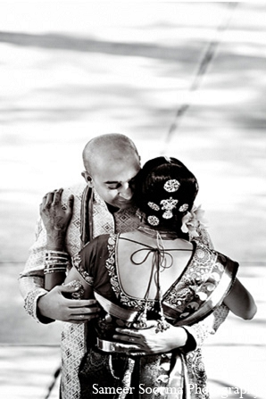 Featured Indian Weddings,ceremony,indian bride and groom,indian bride groom,photos of brides and grooms,images of brides and grooms,indian bride grooms,Sameer Soorma Photography