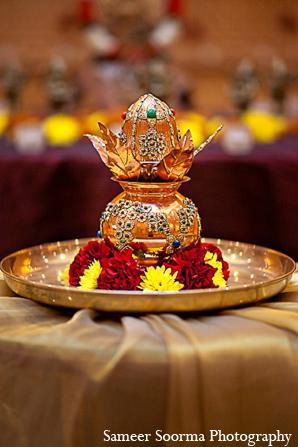 South indian wedding tradional custom in Phoenix, Arizona Indian Wedding by Sameer Soorma Photography