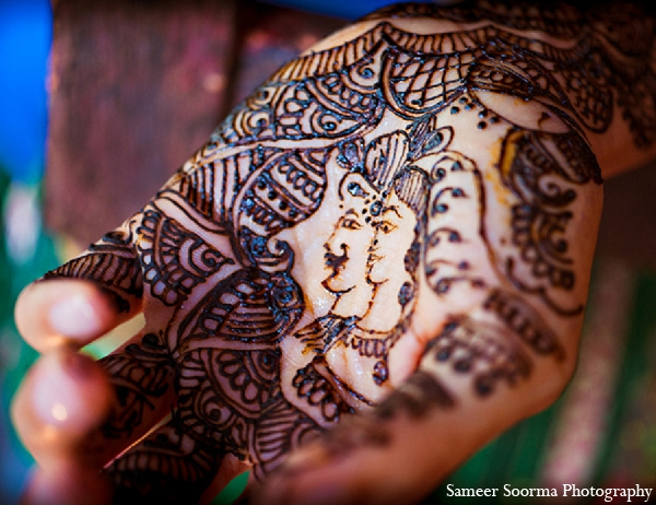 Indian wedding mehndi bridal photography in Phoenix, Arizona Indian Wedding by Sameer Soorma Photography