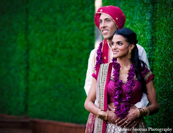 Indian wedding portraits bride groom ceremony in Phoenix, Arizona Indian Wedding by Sameer Soorma Photography