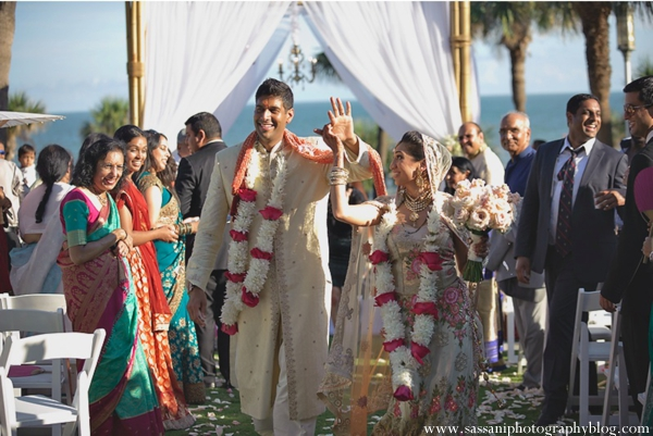 Indian-wedding-ceremony-bride-groom-ocean
