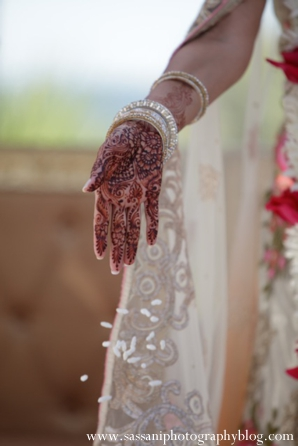 Indian-wedding-ceremony-bride