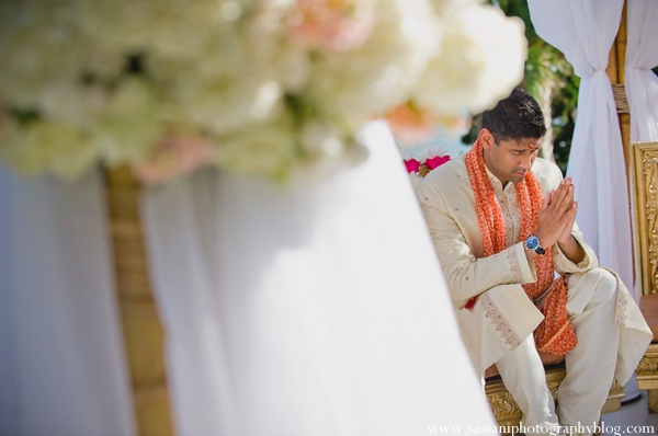 Indian-wedding-ceremony-groom-mandap