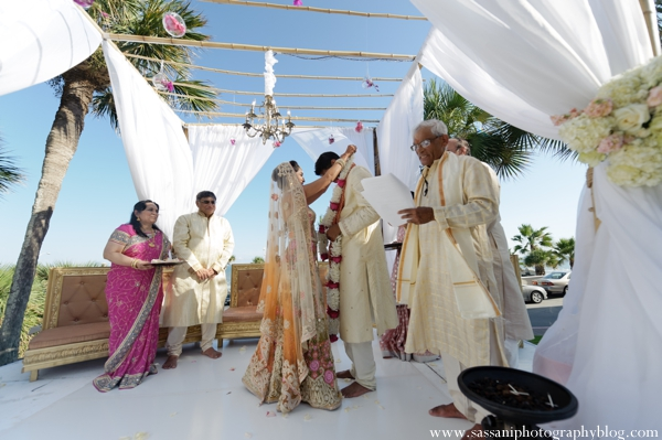 Indian-wedding-ceremony-mandap-floral-bride-groom