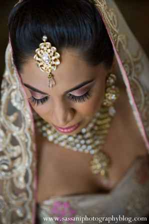 Indian-wedding-getting-ready-bride-tikka