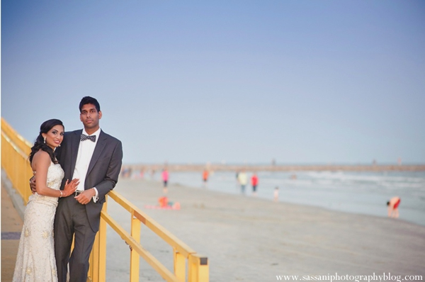 Indian-wedding-portrait-groom-bride-ocean