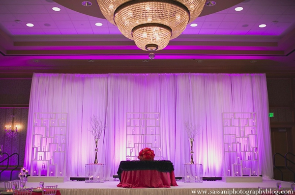Indian-wedding-reception-decor-inspiration-lighting