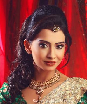 Indian wedding bridal jewelry fashions
