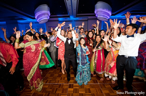 Indian wedding reception bride groom photography in Orlando, FL Indian Wedding by Sona Photography