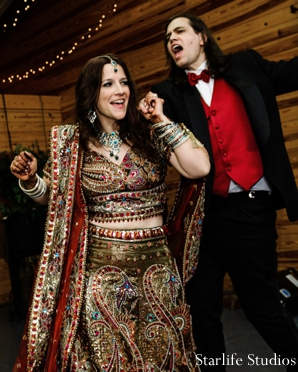 Indian wedding bride groom dance in Memphis, TN Indian Wedding by Starlife Studios