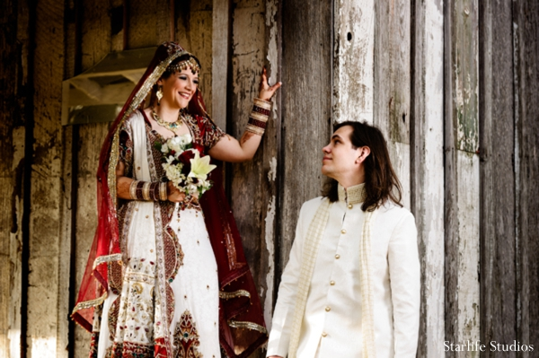 indian wedding bride groom lengha sherwani