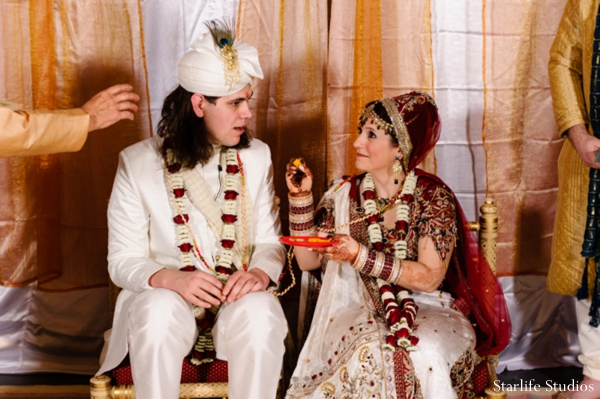 Indian wedding bride groom traditional in Memphis, TN Indian Wedding by Starlife Studios