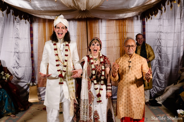 Indian wedding ceremony bride groom in Memphis, TN Indian Wedding by Starlife Studios