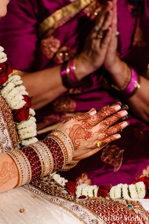 Indian wedding ceremony praying henna in Memphis, TN Indian Wedding by Starlife Studios