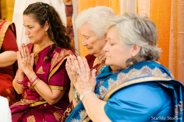 Indian wedding guests ceremony in Memphis, TN Indian Wedding by Starlife Studios