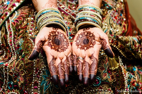 Indian wedding henna mehndi bridal in Memphis, TN Indian Wedding by Starlife Studios