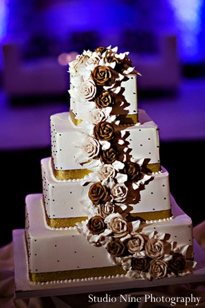 Indian wedding cake treats in Parsippany, NJ Indian Wedding by Studio Nine Photography + Cinema