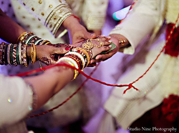 Indian wedding ceremony customs in Parsippany, NJ Indian Wedding by Studio Nine Photography + Cinema