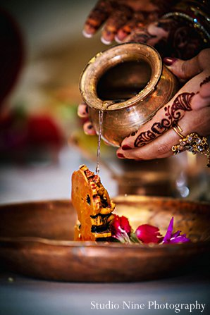 Indian wedding customs sangeet in Parsippany, NJ Indian Wedding by Studio Nine Photography + Cinema
