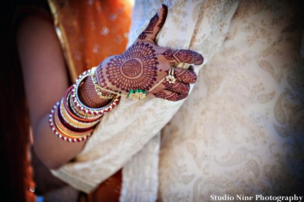 Indian-wedding-bride-groom-closeup-portrait