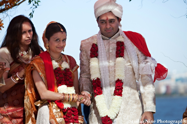 Indian-wedding-bride-groom-outdoors