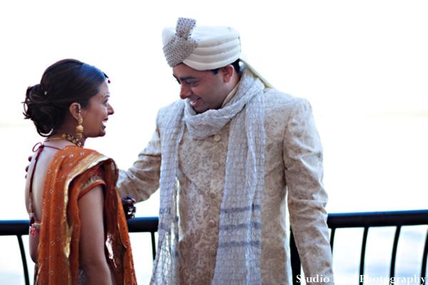 Indian-wedding-bride-groom-portrait
