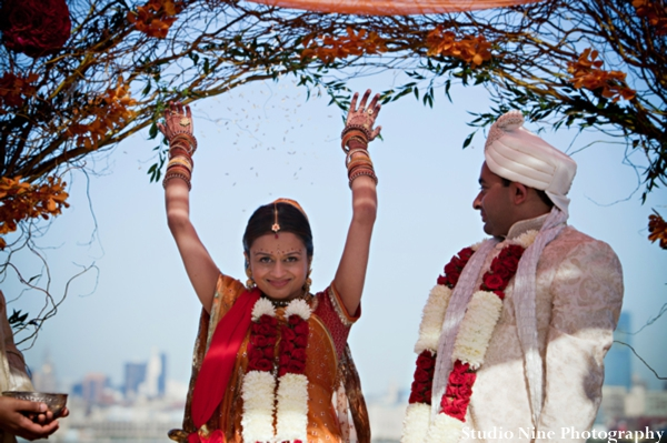Indian-wedding-ceremony-portrait