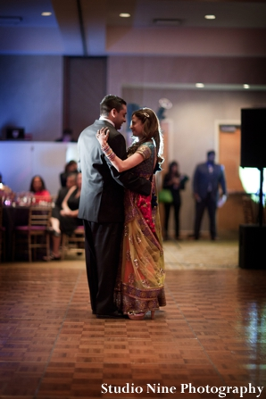 Indian-wedding-reeption-dance