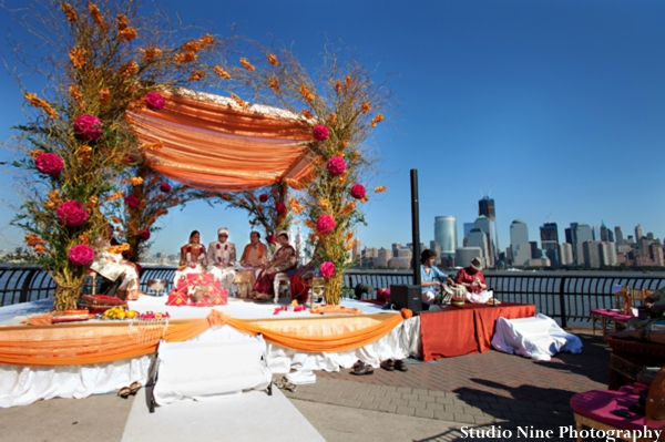 Indian-wedding-view-of-mandap