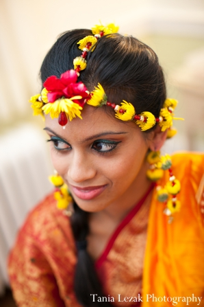 Indian-wedding-bride-gaye-holud