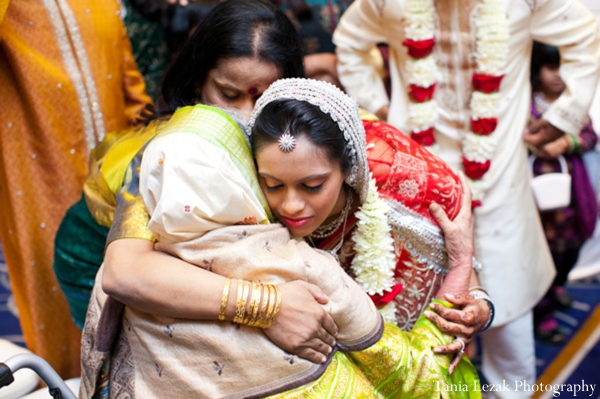 Indian-wedding-ceremony-bride-family-guests