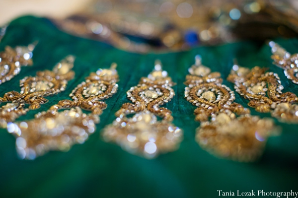 Indian-wedding-getting-ready-gold-detail