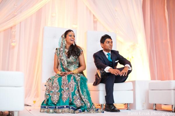 Indian-wedding-reception-bride-groom-decor