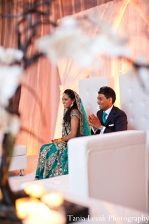 Indian-wedding-reception-bride-groom