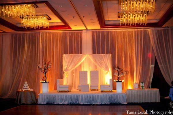 Indian-wedding-reception-venue-decor-lighting