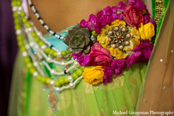 bridal fashions,bridal jewelry,Floral & Decor,traditional indian wedding,indian wedding traditions,Michael Giragosian Photography