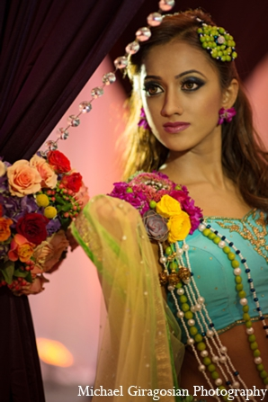 bridal fashions,bridal jewelry,Floral & Decor,indian wedding makeup,indian bridal makeup,indian bride makeup,Michael Giragosian Photography