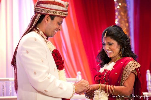 Indian wedding traditional rituals customs in Jersey City, New Jersey Indian Wedding by Tara Sharma Photography