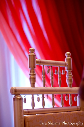 hot pink,Planning & Design,mandap,indian wedding ceremony,fabric draped mandap,Tara Sharma Photography,chairs at the mandap,inspiration for ceremony decor,lighting at ceremony
