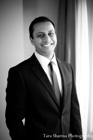 white,black,portraits,indian-wedding-groom,black and white photography,portrait of the groom,Tara Sharma Photography,groom in reception suit