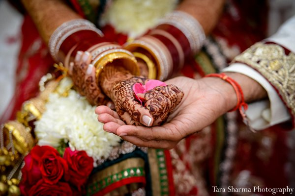Princeton, NJ Indian Wedding by Tara Sharma Photography - Maharani