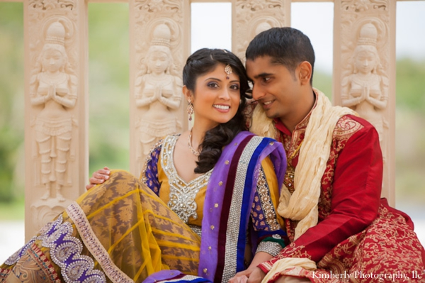 Indian-wedding-couple-bride-groom-lengha-sherwani