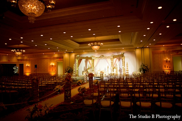 indian wedding ceremony decor venue