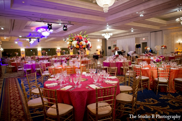 purple,orange,hot pink,indian wedding decor,ideas for indian wedding reception,indian wedding decoration ideas,indian wedding decorators,indian wedding decorations,indian wedding decoration,indian wedding ideas,indian wedding decorator,The Studio B Photography