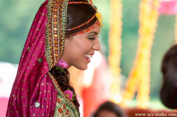 Indian-wedding-bride-gaye-holud